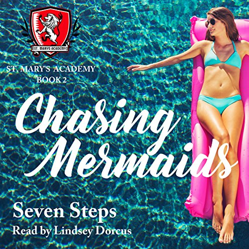 Chasing Mermaids audiobook cover art