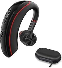 Bluetooth Headset Wireless Business Bluetooth V5.0 Earpiece Ultralight HD Headphones..