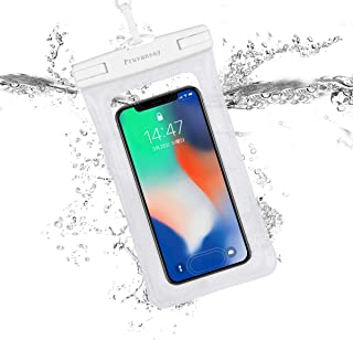 防水ケース【最新版 & 指紋認証/Face ID認証対応】 スマホ用 IPX8認定 完全保護 防水携帯ケース 完全防水 タッチ可 顔認証 気密性抜群 iPhone 12 Pro XS MAX XR X 8 7 6s 6 Plus SE 5s S...
