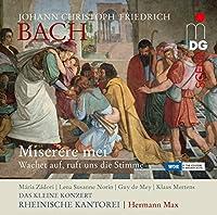 Bach, J.C.F.: Miserere Mei