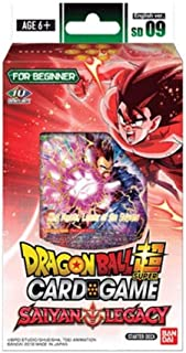 Dragon Ball Super Saiyan Legacy Starter Deck 09
