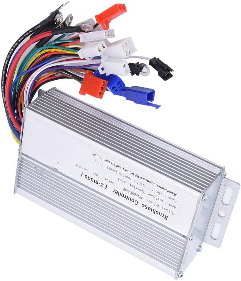 Annadue Fashionable 1000W-1500W Product 48V 60V Multifuncti Controller 64V Brushless