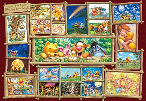 2000 piece Collection of jigsaw puzzle arts Winnie-the-Pooh [Gyutto size] DG-2000-529 by Tenyo