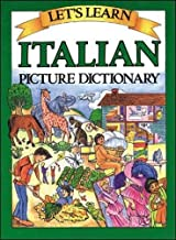 Let's Learn Italian Picture Dictionary by Marlene Goodman (2003-02-21)