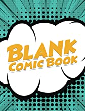 Blank Comic Book: Comic Book Blank Kids | Blank Comic Books For Kids To Write Stories | Blank Comic Book for Kids And Adul...