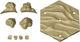 30MM カスタマイズシーンベース(砂漠Ver.) プラモデル