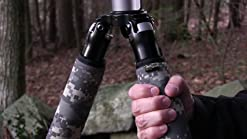 Realtree Max5 lw312m5 LensCoat Camouflage Neoprene Tripod Leg Cover Protection Legcoat Wraps 312