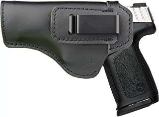 IWB Holster Fits: S&W SD9VE and SD40VE - Inside Waistband Concealed Carry Pistols Holster
