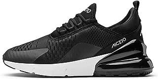 Sneakers Damen Turnschuhe Laufschuhe Sportschuhe Frauen Air Knit Mesh Atmungsaktive Leichte Gym Fitness Bequem Schuhe Wei/ße Schwarz Blau Grau Rosa Gr/ö/ße 35-44