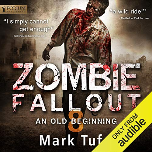 Zombie Fallout 8 cover art