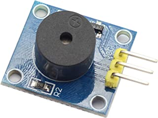 Tegg 1PC Passive Buzzer Module Speaker Play Song Melody Module for Arduino and Raspberry