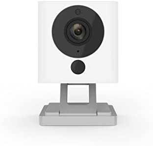 Wyze Cam 1080p HD Indoor Wireless Smart Home Camera with Night Vision, 2-Way Audio, Works with Alexa & the Google Ass...