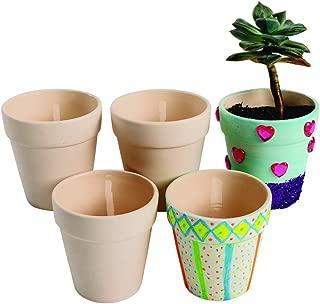 discount mini clay flower pots