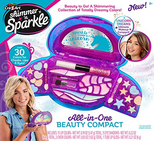 Cra-Z-Art Shimmer 'N Sparkle All in One Beauty Compact