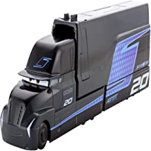 Disney Pixar Cars Jackson Storm Launching Hauler