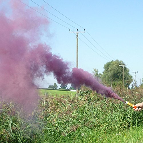 Raucherzeuger Mr. Smoke Typ 1 in Granatrot