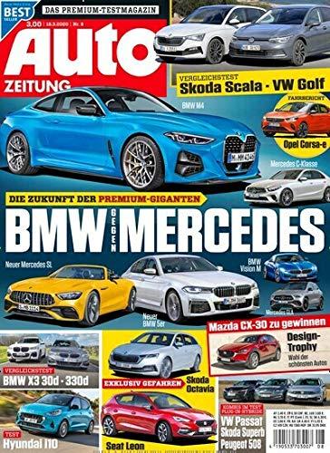 Auto Zeitung 8/2020