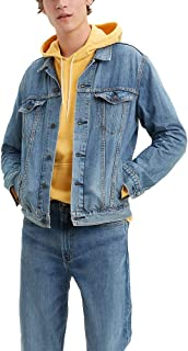 mens Trucker Jacket