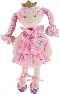 Snuggle Stuffs Pink Princess Tooth Fairy Plush Doll