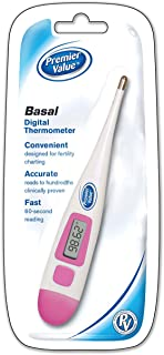 sure success basal thermometer