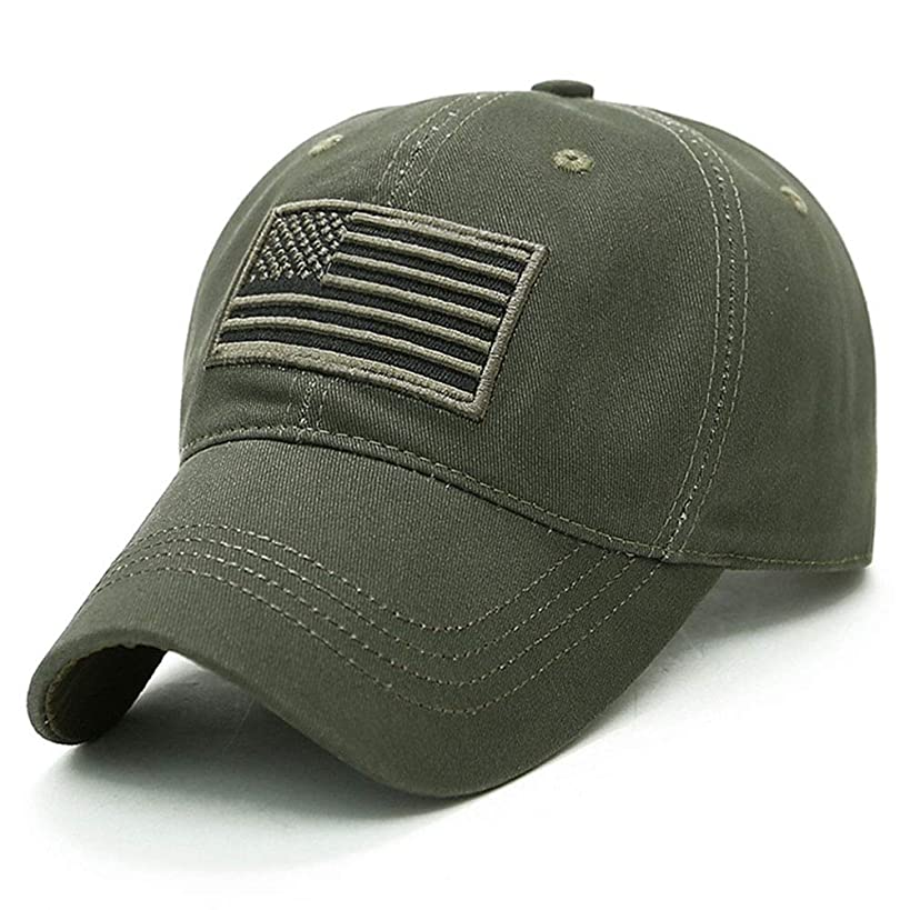 BUJIATE Baseball Caps, American Flag Hats,Military Hats,Polo Hat,Dad-Hats for Father's Day,Thanksgiving Gift