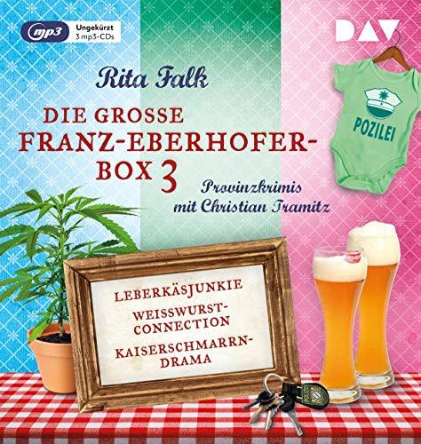 Die große Franz-Eberhofer-Box 3: Ungekürzte Lesungen mit Christian Tramitz