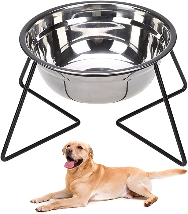 The Best Dog Stand With Food Bowls