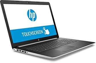 HP Laptops, 2019 Flagship 17.3 inch HD+ TouchscreenDisplay, AMD Quad-Core Ryzen 5 2500U, 16GB DDR4, 512GB PCIe SSD, 1TB HDD, AMD Radeon Vega 8 DVD HDMI Bluetooth 4.2 802.11ac Backlit Keyboard Win 10