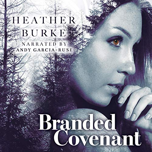 Branded Covenant Audiobook By Heather Burke cover art