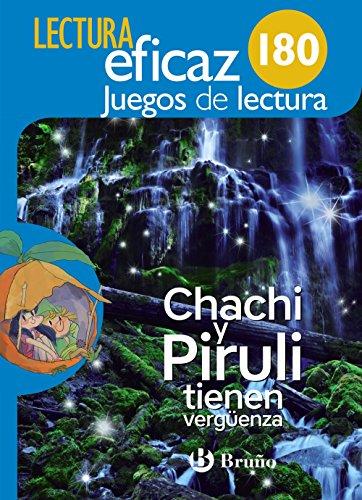 Chachi y Piruli tienen vergüenza Juego de Lectura: 180 - 9788469615256