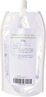 プロピレングリコール(PG)(200g)