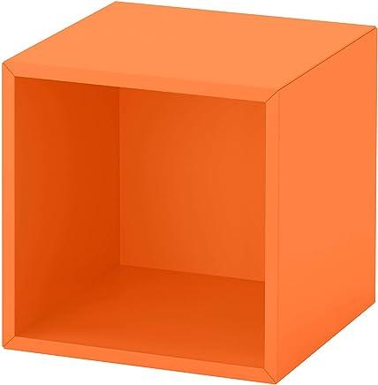 Scaffali A Cubo Ikea.Amazon It Ikea Cubo Libreria Includi Non Disponibili Casa E Cucina