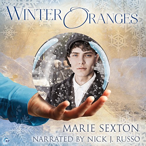 Winter Oranges audiobook cover art