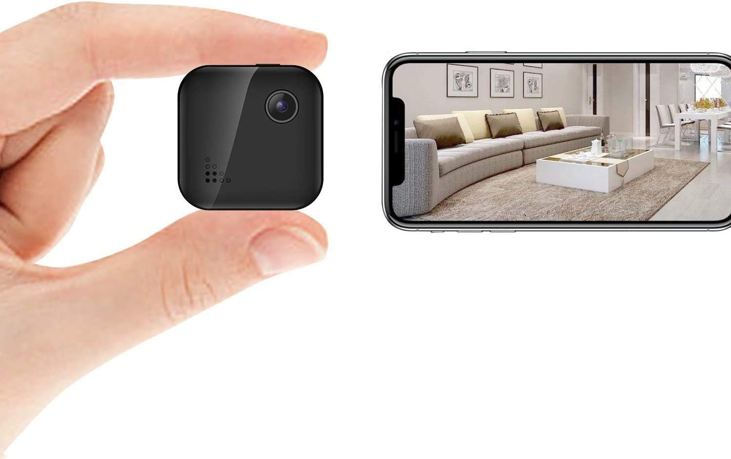 1080P Max 53% OFF Hidden Camera Max 74% OFF for Home WiFi with Security Mini Spy