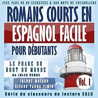 Couverture de Romans courts en espagnol facile pour débutants