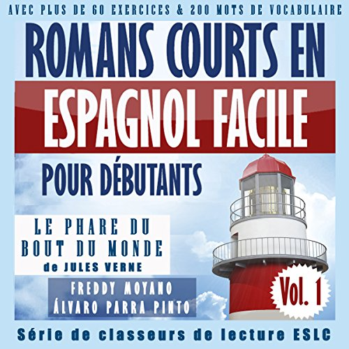 Romans courts en espagnol facile pour débutants [Short Novels in Easy Spanish for Beginners] cover art