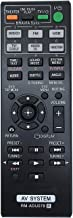 Best ALLIMITY RM-ADU078 Replaced Remote Control Fit for Sony DVD Home Theater System 1-487-641-11 DAV-DZ170 DAV-DZ171 DAV-DZ175 DAV-TZ210 DAV-TZ710 HBD-DZ170 HBD-DZ171 HBD-DZ175 HBD-TZ135 HBD-TZ530 Review