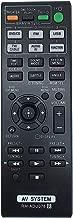 ALLIMITY RM-ADU078 Replaced Remote Control Fit for Sony DVD Home Theater System 1-487-641-11 DAV-DZ170 DAV-DZ171 DAV-DZ175 DAV-TZ210 DAV-TZ710 HBD-DZ170 HBD-DZ171 HBD-DZ175 HBD-TZ135 HBD-TZ530