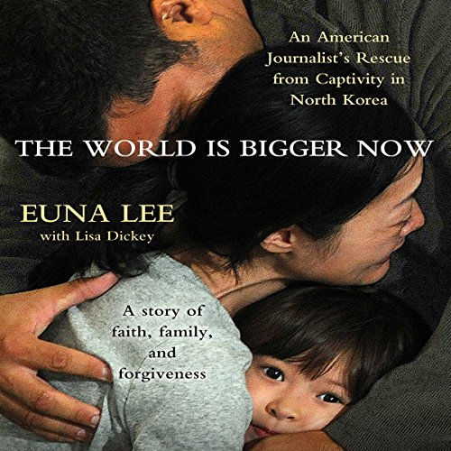 The World Is Bigger Now audiobook cover art