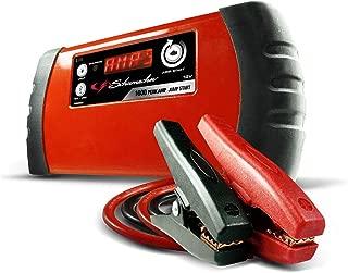 Schumacher SL1316 1000 Peak Amp Lithium Ion Jump Starter with USB Portable Power Port