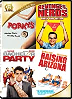 PORKY'S / REVENGE OF THE NERDS / BACHELOR PARTY