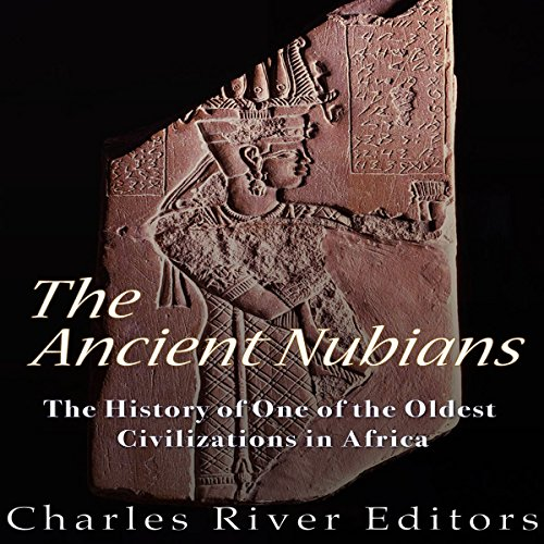 The Ancient Nubians audiobook cover art