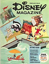 Disney Magazine February 1976