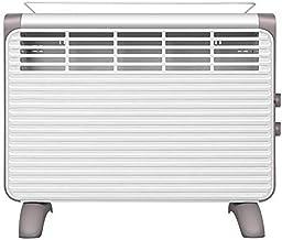 Calefactor Bajo Consumo Convector PortáTil - Calefactor EléCtrico Para BañO De Oficina En Casa, Montaje En Pared/Piso De Bajo Consumo De EnergíA - Ventilador Caliente De Radiador Space Dimplex (1900w)