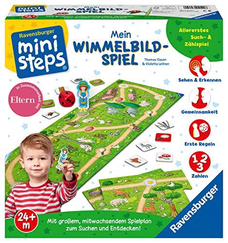 Ravensburger 4142 ministeps Mein Wimmelbild-Spiel