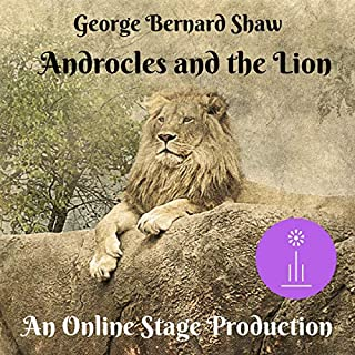 Androcles and the Lion cover art