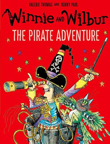 Thomas, V: Winnie and Wilbur: The Pirate Adventure