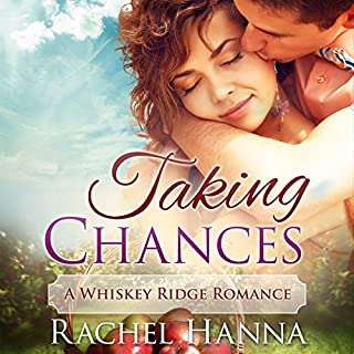 Taking Chances     A Whiskey Ridge Romance              By:                                                                                                                                 Rachel Hanna                               Narrated by:                                                                                                                                 Caroline McLaughlin                      Length: 3 hrs and 13 mins     6 ratings     Overall 4.2