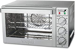 Waring CO900B Professional 8//9-Cubic-Foot Convection Oven Renewed