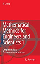 Mathematical Methods for Engineers and Scientists 1: Complex Analysis, Determinants and Matrices (v. 1)